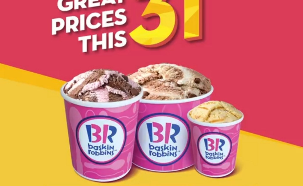31% Off on hand pack at Baskin Robbins - Promotionsinuae