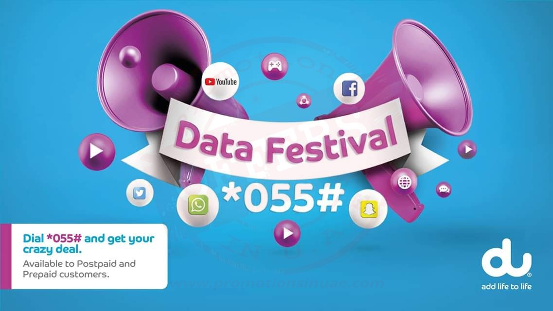 Ready to enjoy some crazy data deals? Dial *055# now to take