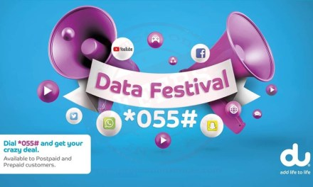 du Nonstop data for a full month for just AED 25 - Promotionsinuae
