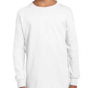 Gildan Ultra Cotton Youth Long Sleeve T-Shirt (2400B) 4 | | Promotion Wear