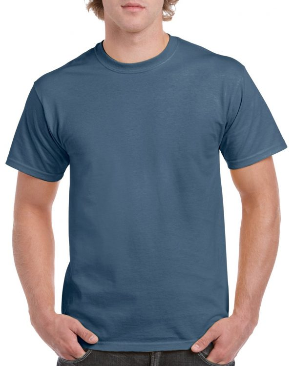 Gildan Heavy Cotton Adult T-Shirt Indigo (5000) 1 | | Promotion Wear