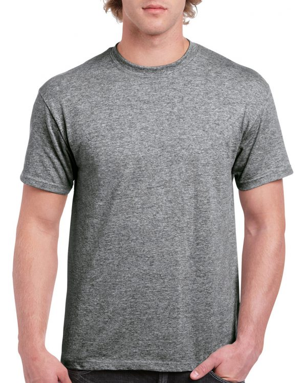 Gildan Hammer Adult T-Shirt Graphite Heather Medium (H000) 1 | | Promotion Wear
