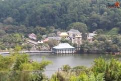 Sigiriya How to Get There - Kandy Lake View