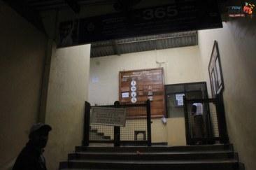 Train Ride from Kandy to Nuwara Eliya - Nanu Oya Ticket Checking point