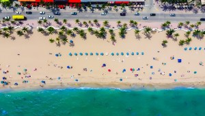 You should hit the beautiful beaches and let the movers in Fort Lauderdale do the hard work