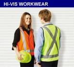 Hi-visibility workwear