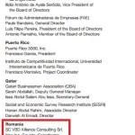 Institutii partenere WEF