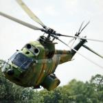 elicopterul Super Puma MK 1