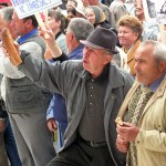 pensionari – protest