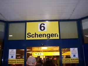Aderarea la Schengen