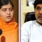 Malala Yousafzai şi Kailash Satyarthi