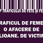 afis Stop trafic fete si femei