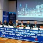 conferinta Congres Hepatologie 2014