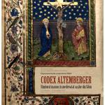AFIS_Exponatul lunii noiembrie_Codex Altemberger_MNIR
