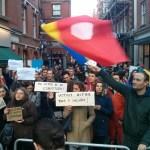 Proteste în diaspora