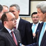 Bogdan Aurescu – John Kerry