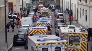 atac armat paris