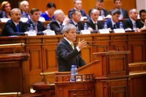 Ciolos - Parlament