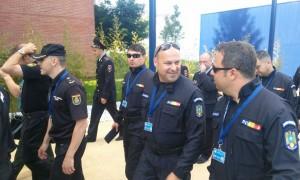 politia in Franta