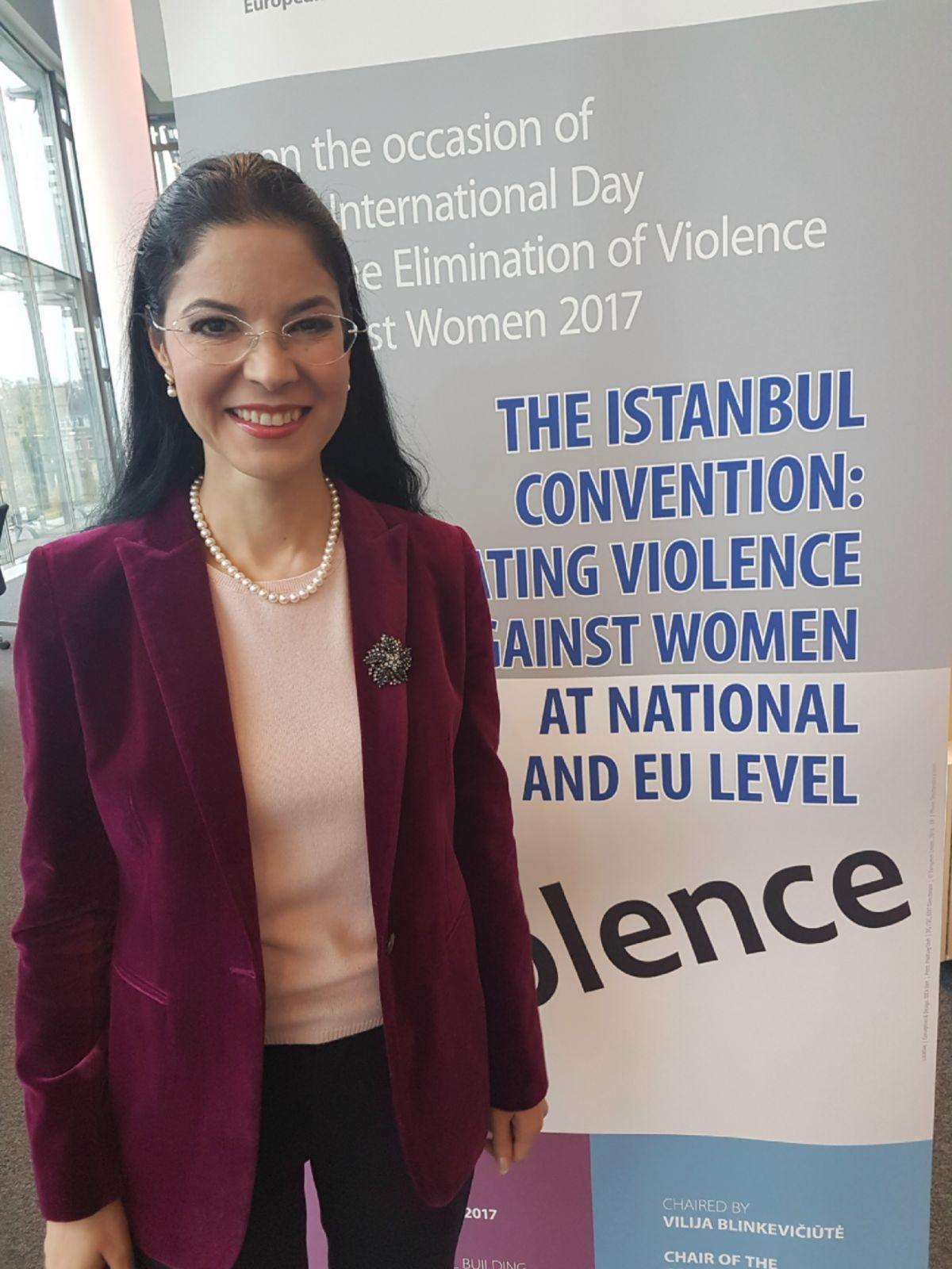 Image result for conventia de istanbul romania