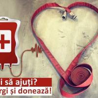 Oamenii au nevoie de sânge ca de aer!