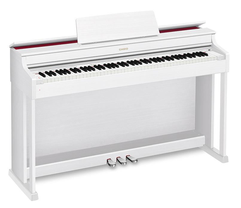 Casio AP470 white
