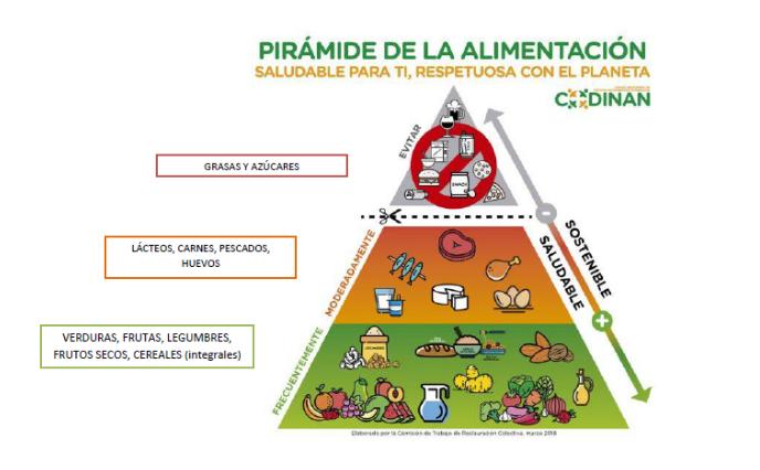 Fibro Piramide alimenticia