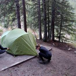 Taking Care of Your Down Sleeping Bag - Prone to Wandering