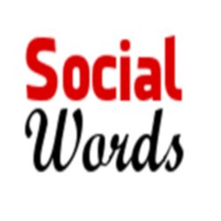 #socialwords #pronkdepalmproductions