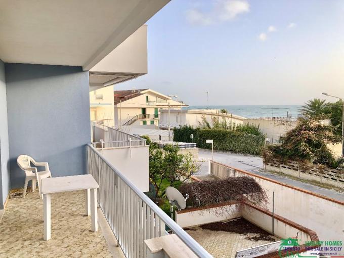 Pronto Casa: Appartamento a Santa Barbara Vista Mare in Vendita a Marina di Ragusa Foto 1