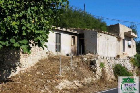 Pronto Casa: CASE CO VISTA SUL CENTRO STORICO DI SCICLI in Vendita a Scicli Foto 1