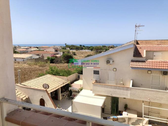 Pronto Casa: Appartamento Vista Mare a Punta Braccetto in Vendita a Marina di Ragusa Foto 1