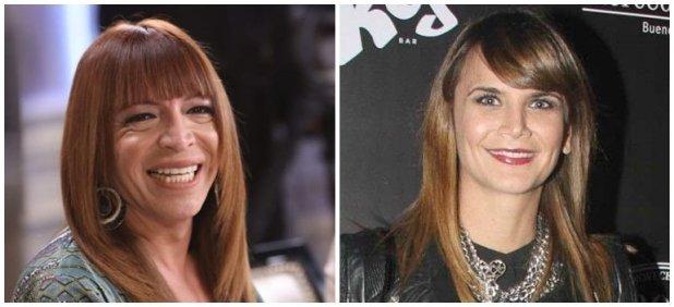 Amalia Granata defendió a Lizy Tagliani en las redes:
