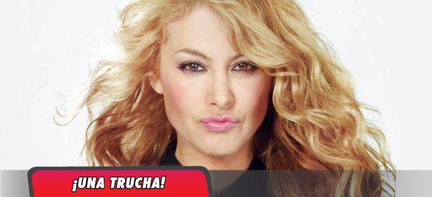 ¡Los fans, enojados! Paulina Rubio lanzó un nuevo disco... pero más de la mitad de las canciones son viejas