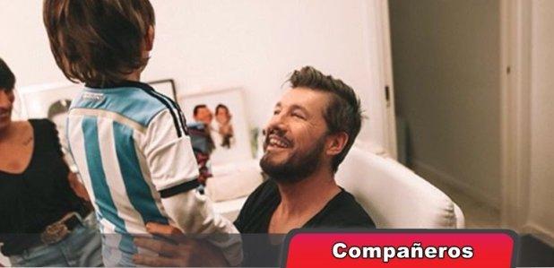 Marcelo Tinelli cumplió un sueño junto a su hijo Lolo