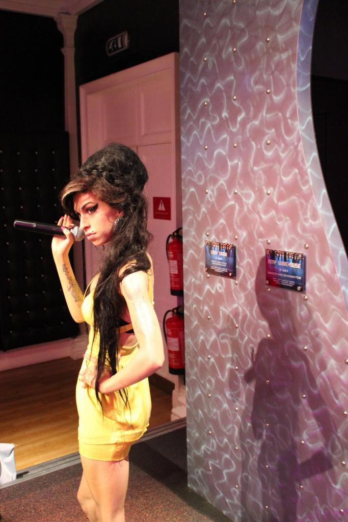 Amy Winehouse - foto: mapadelondres.org