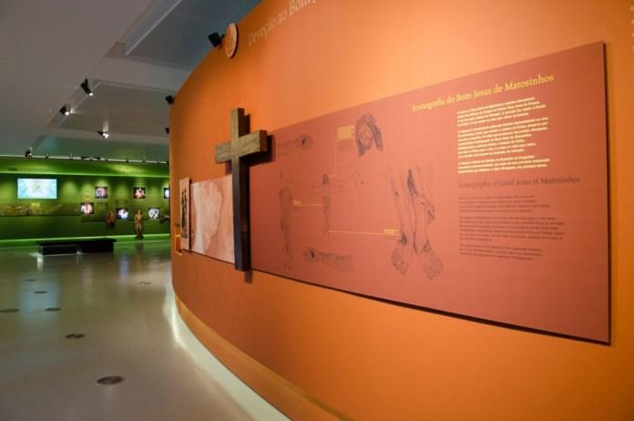 O Museu de Congonhas é uma homenagem à importância histórica e artística do Santuário do Bom Jesus de MatosinhosO Museu de Congonhas é uma homenagem à importância histórica e artística do Santuário do Bom Jesus de Matosinhos - (Ana Elisa/Portal EBC)