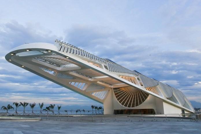 Museu do Amanhã - Rio de Janeiro - Foto:  Divulgação