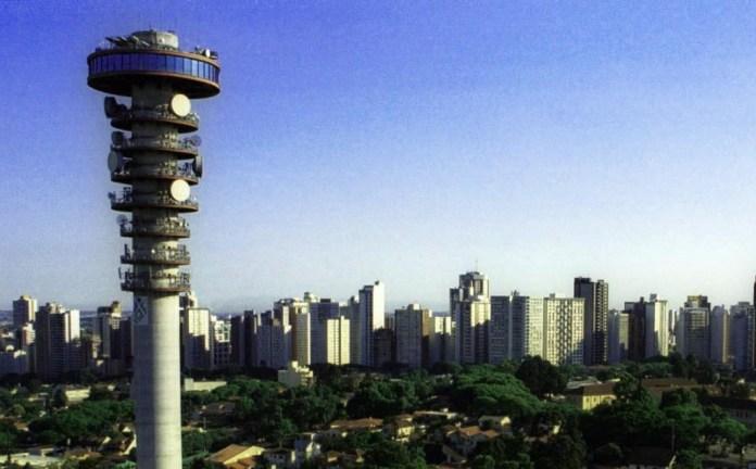 Torre da Panorâmica de Curitiba - Foto: Cesar Brustolin/SMCS