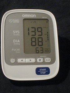 blood pressure day 14