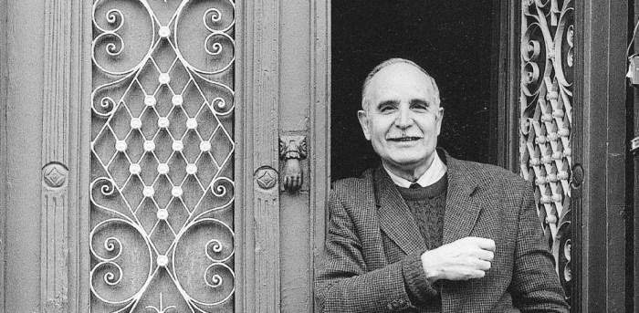 Ντίνος Χριστιανόπουλος – Μια ξεχωριστή συνέντευξη στο σπίτι του το 2014