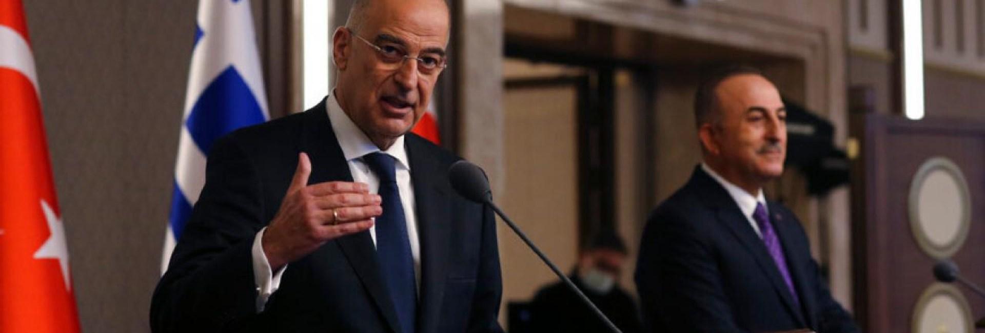 Χρυσόγονος: Οι «διερευνητικές» με την Τουρκία είναι ουσιαστικά ένας διάλογος κωφών