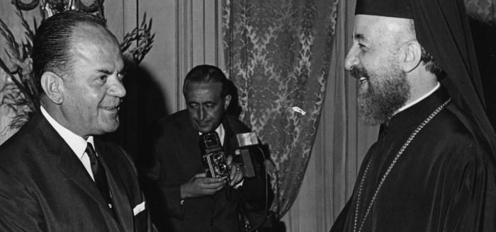 Μακάριος – Κίσινγκερ και ο Φάκελος της Κύπρου