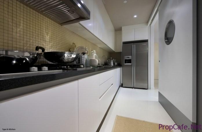 G Res - Type B Kitchen