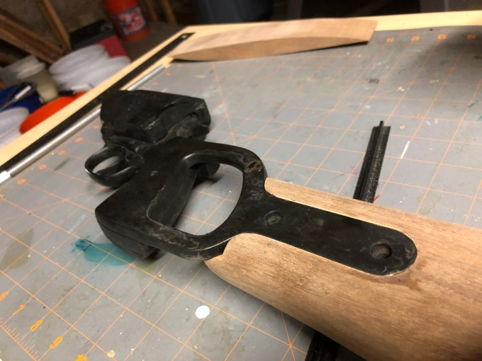 EE3 Sanded Stock