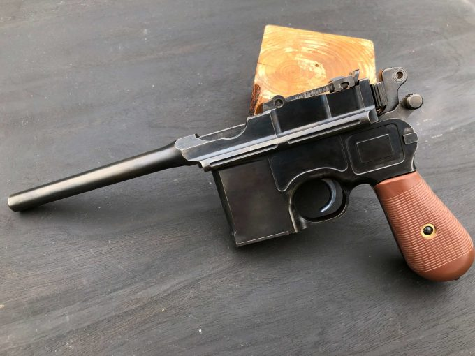 FieldMarshal (Warmachine) Replica Mauser