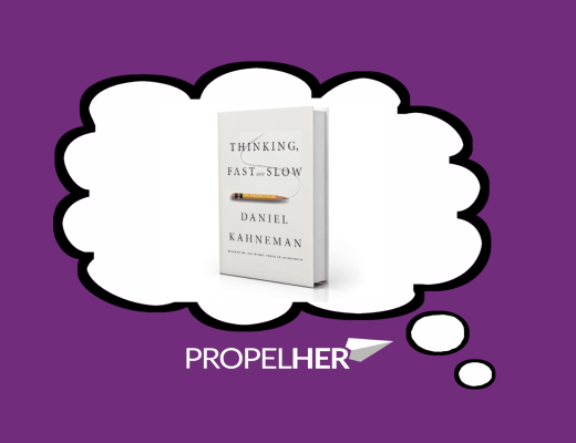 PropelHer's Book Club November 2016 - Thinking, Fast and Slow