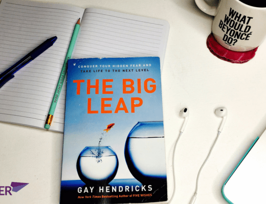 PropelHer's Book Club - The Big Leap - Gay Hendricks