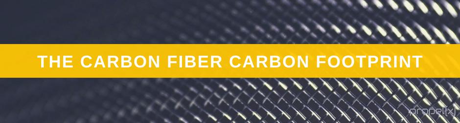 The Carbon Fiber Carbon Footprint