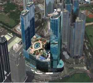 pacific place apartment jakarta dijual for sale